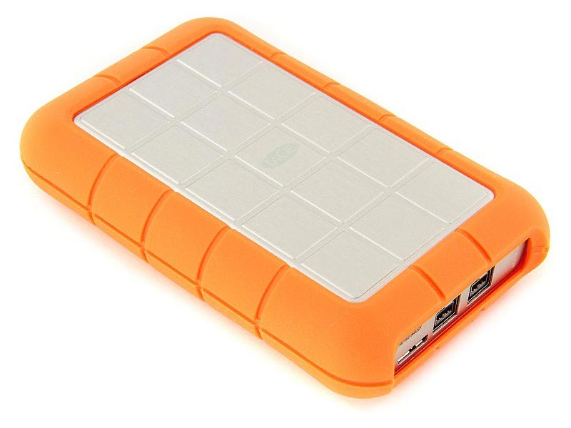 Lacie Rugged 1tb Firewire