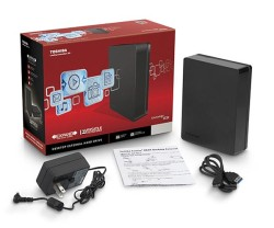 Toshiba Canvio External Hard Drive: Desktop