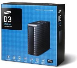 Samsung D3 Desktop 2TB USB 3.0 External Hard Drive