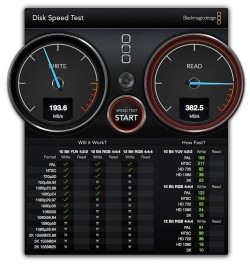 Buffalo MiniStation Speed Test