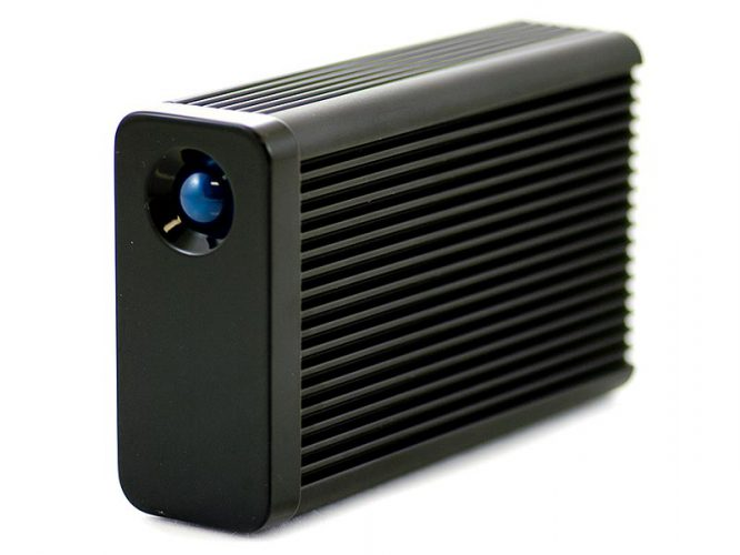 LaCie Little Big Disk Thunderbolt 2 front