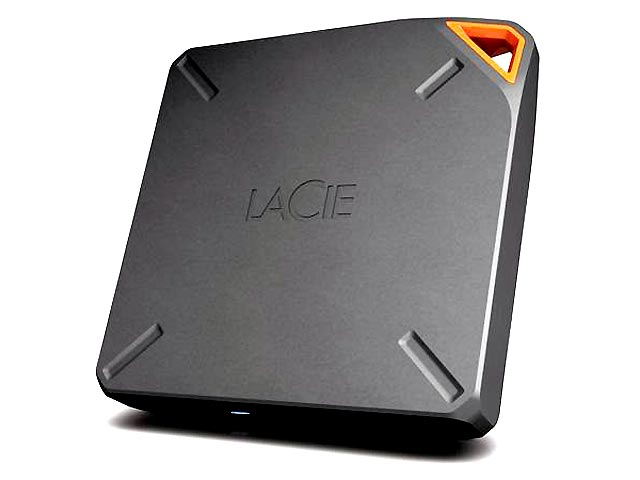 lacie fuel wireless portable hard drive