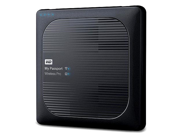 wd my passport wireless pro portable hard drive