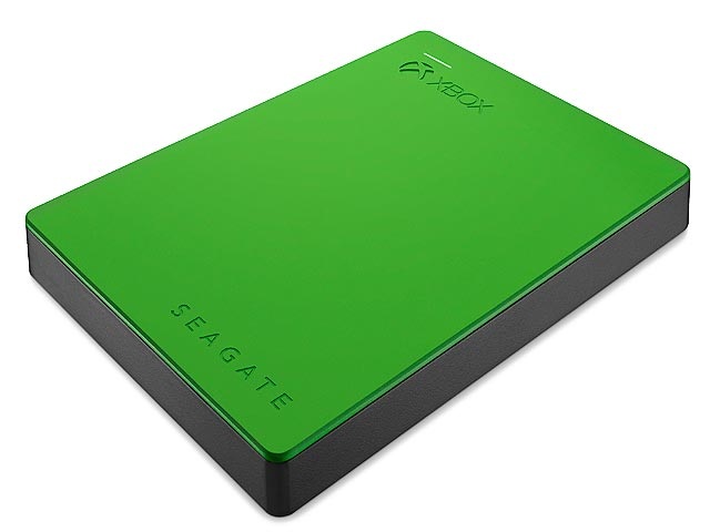 Seagate 2tb external hard drive for xbox
