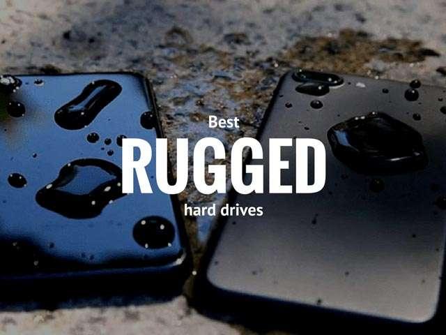 best rugged hard drives