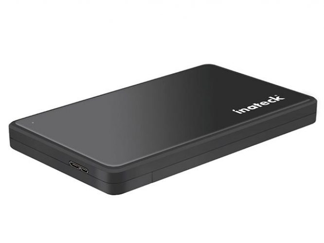 Inateck USB 3.0 disk enclosure