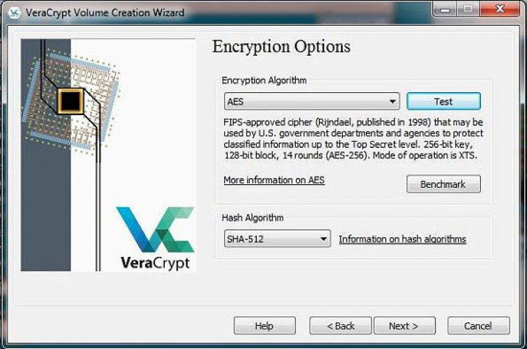 How To encrypt your external drive using VeraCrypt