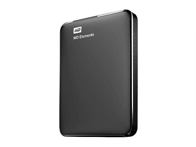 WD 1TB Elements Portable External Hard Drive Review