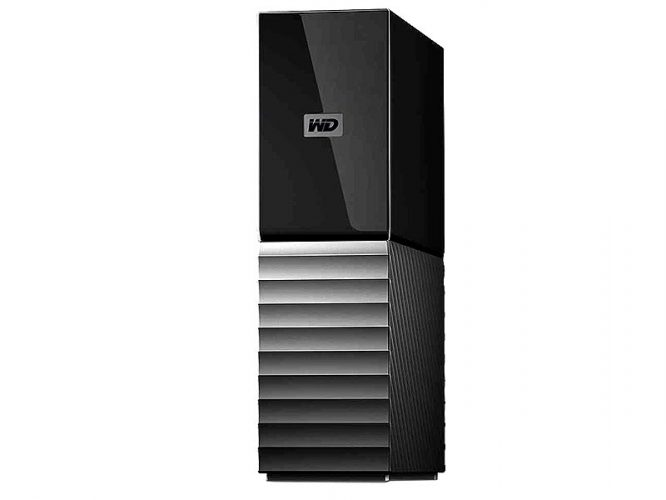 WD 8TB My Book Desktop External Hard Drive Review