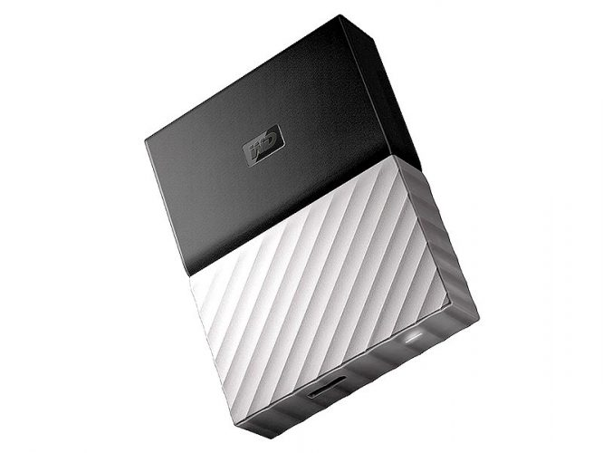 WD Black My Passport Review