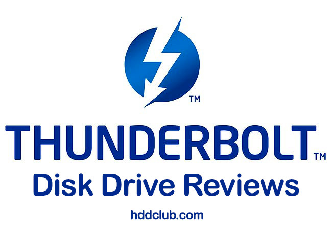 best thunderbolt external hard drive