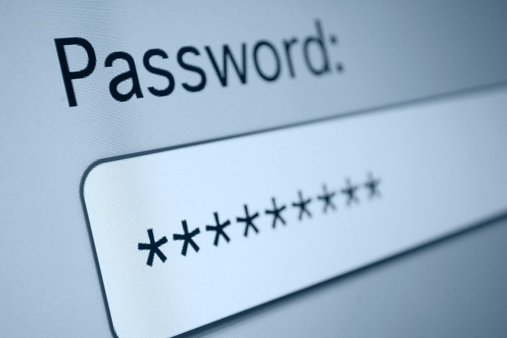 How to save Your Password