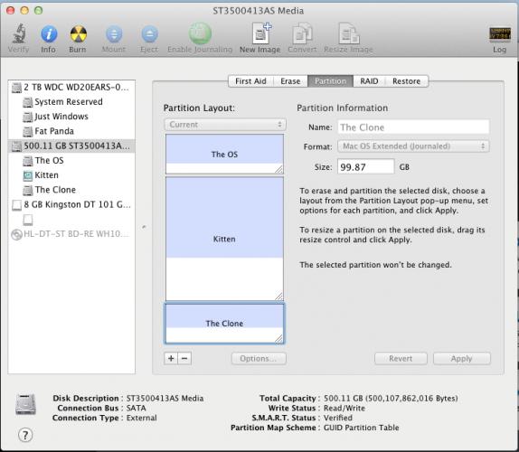 disk clone on mac