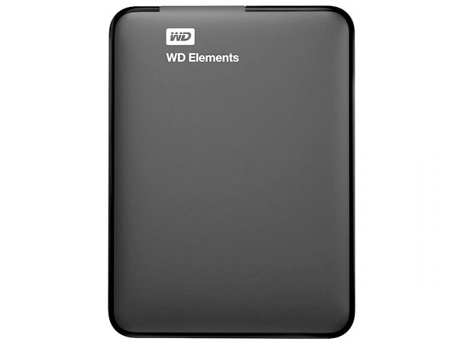Western Digital Elements 1TB