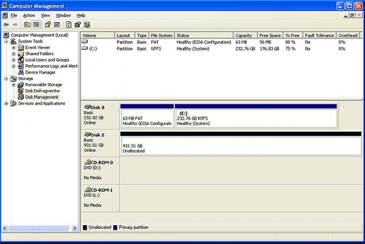 how to reformat external drive in windows